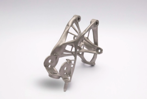 GM Is Getting Ready to Put 3D-Printed Parts in Its Cars