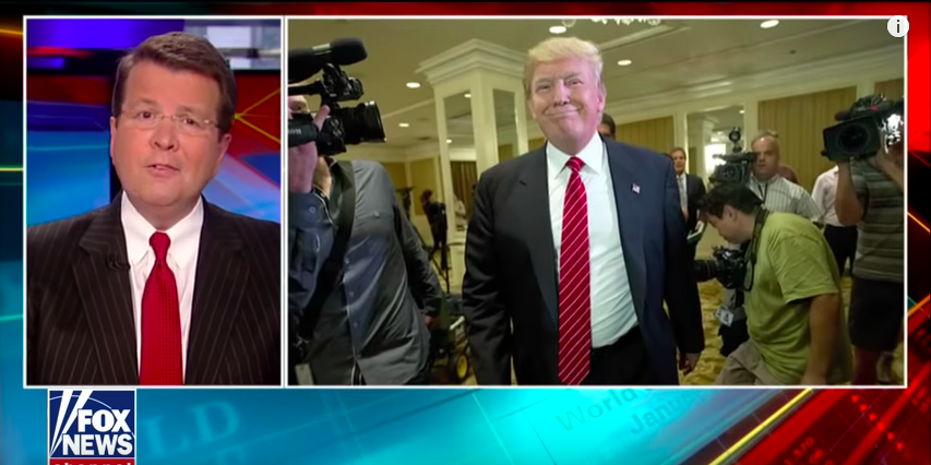 Neil Cavuto of—Wait for It—Fox News Just Called Out Trump on His 'Fake News' Critiques