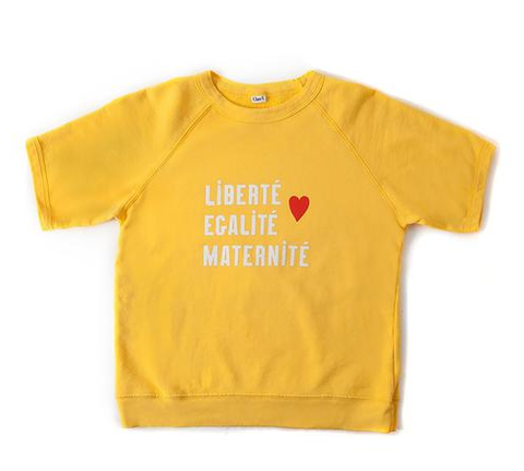 T-shirt, Clothing, Yellow, Sleeve, Product, Orange, Top, Text, Active shirt, Font,