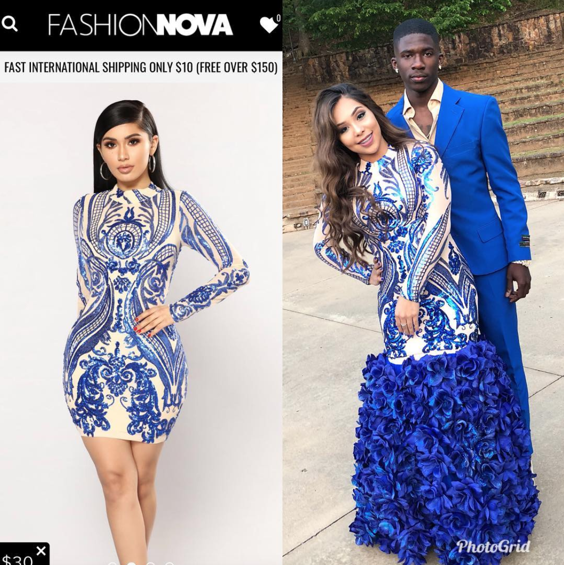 15 Insanely Cool DIY Prom Dresses , How to Make a Prom Dress