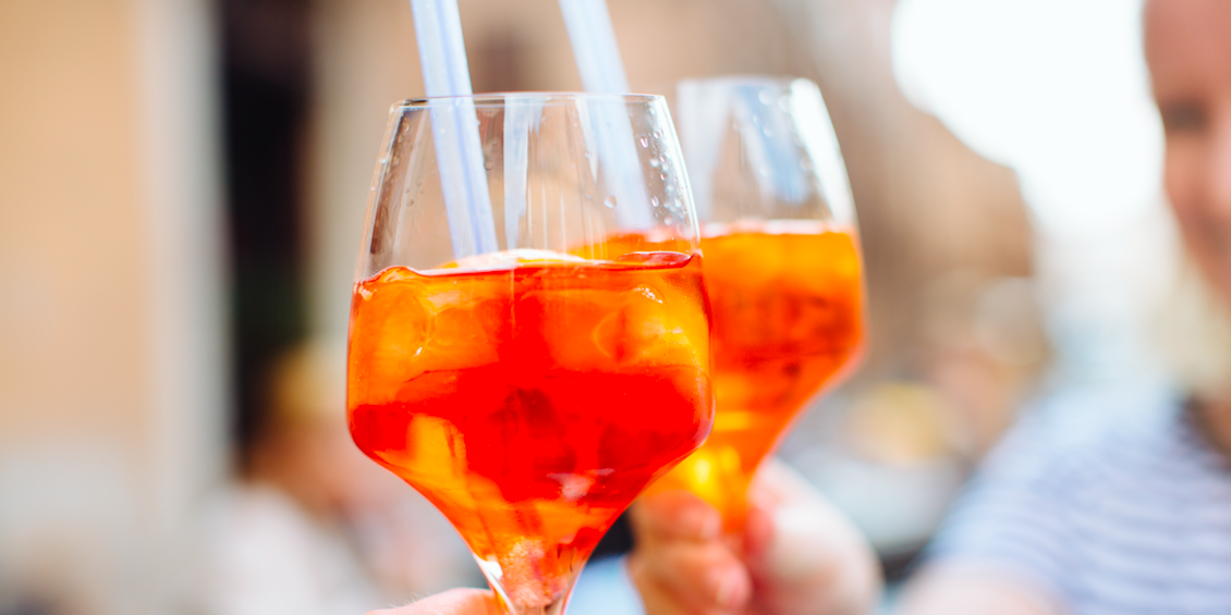 This Aperol Spritz festival has an orange canal and the UK's biggest Aperol bar