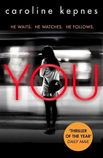 """Cover of Caroline Kepnes's """"You"""""""