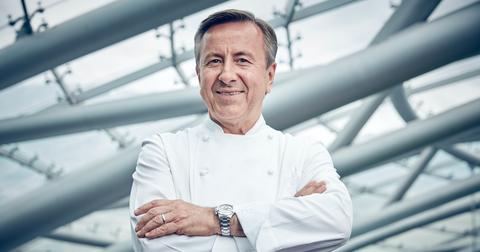 White-collar worker, Chef, Cook, Businessperson, Smile,