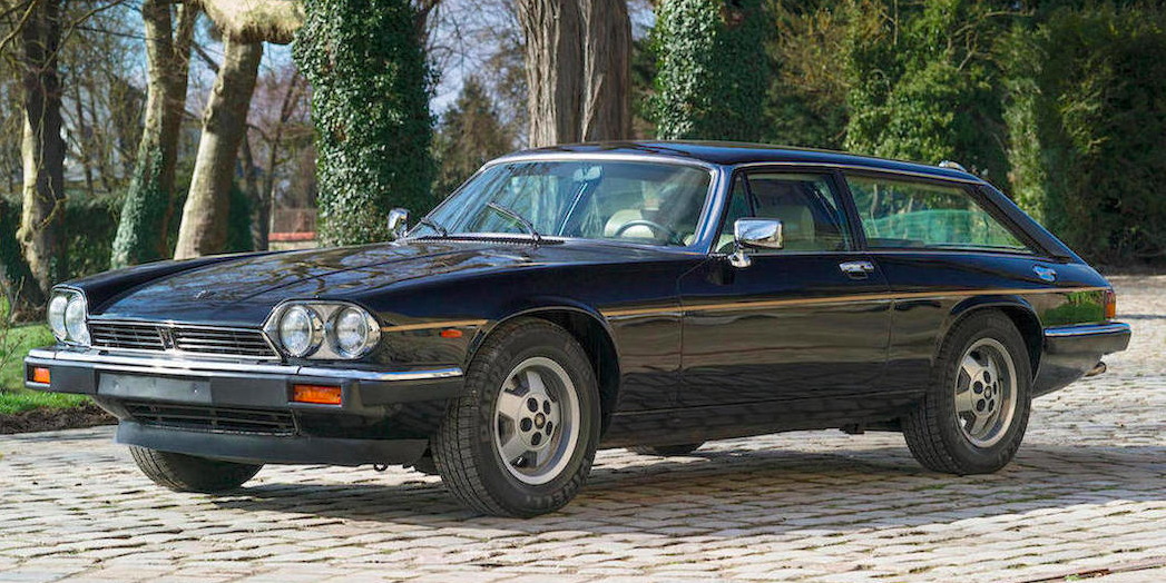 Car Auction Apps >> Jaguar XJ-S Shooting Brake for Sale - Lynx Eventer Auction