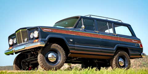 icon s 1965 kaiser jeep wagoneer is americana at its finest