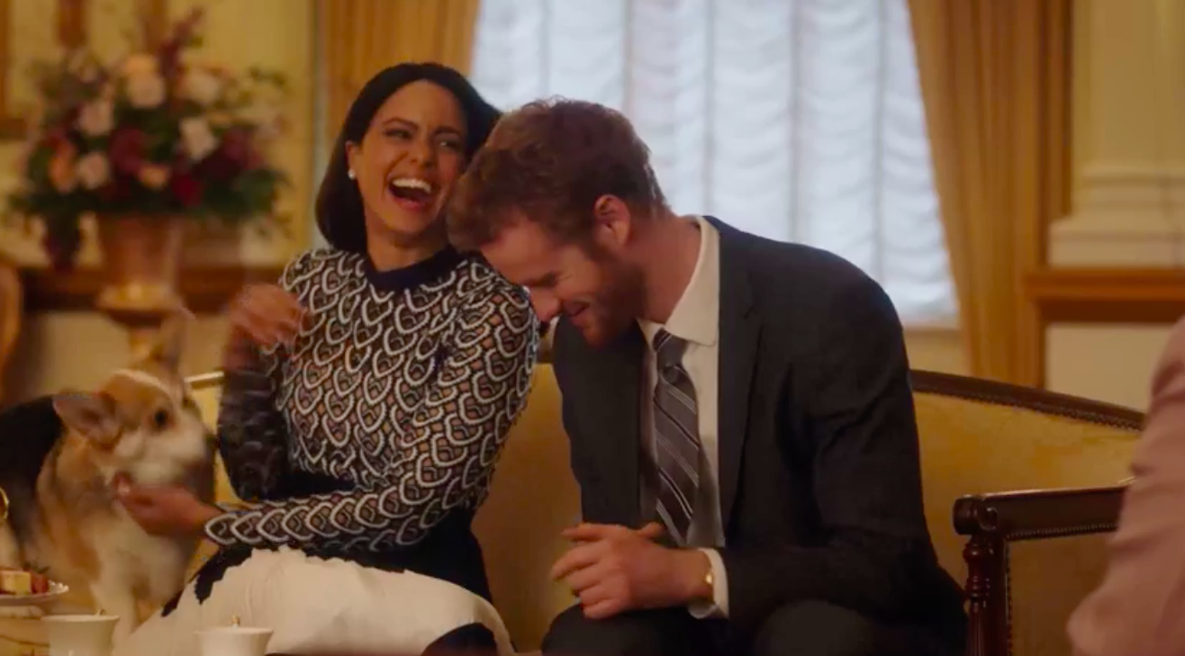meghan and harry lifetime movie