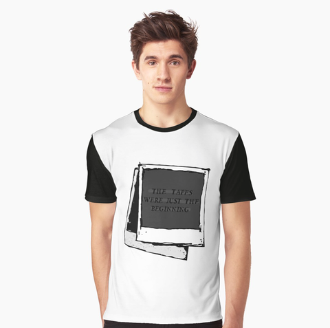 T-shirt, White, Clothing, Product, Sleeve, Neck, Technology, Top, Electronic device, Pocket,