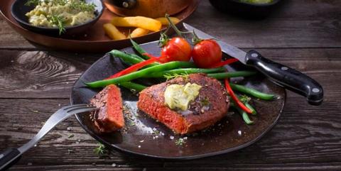 Vivera plant-based steak
