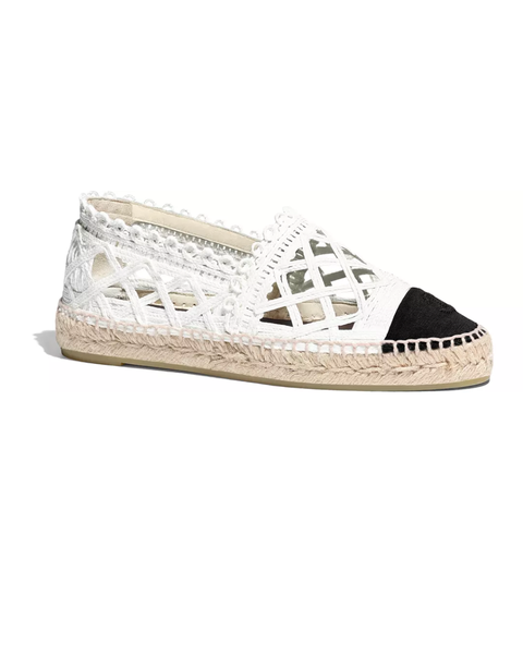 espadrillas chanel estate 2018