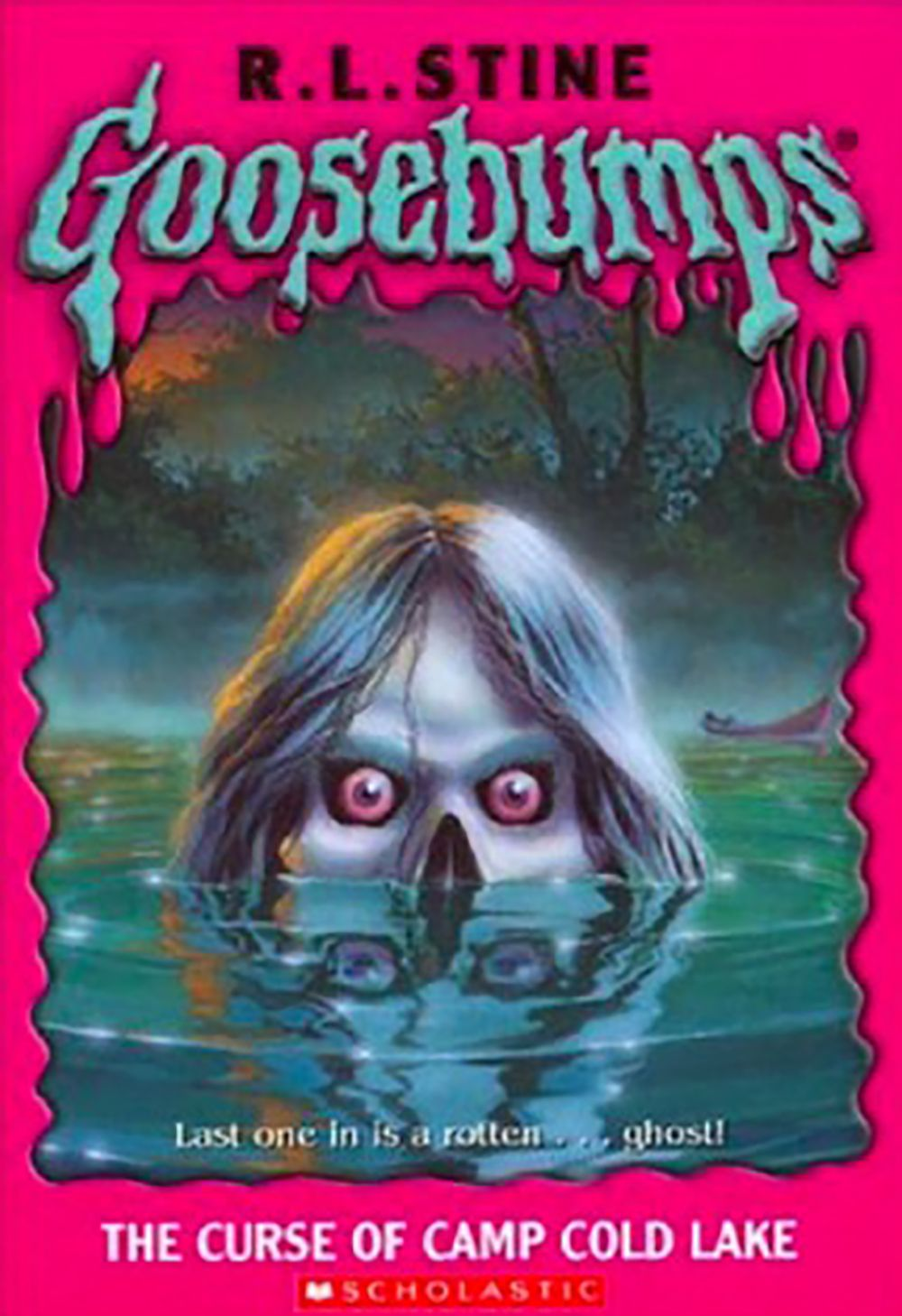 Goosebumps books were the most important books of the 90s recommendations