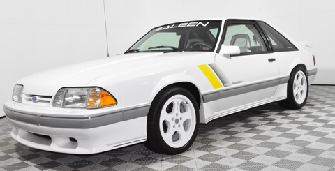 Ford Mustang Saleen SSC for Sale - Rare Foxbody on eBay