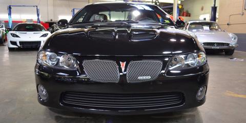 43-Mile Pontiac GTO For Sale - Virtually New GTO