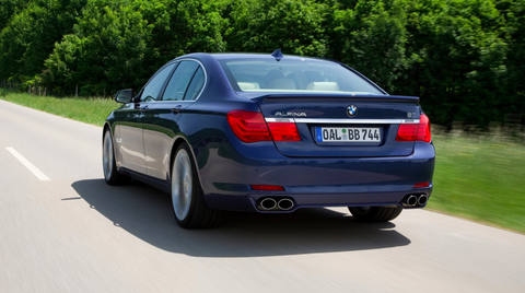 Alpina Bs Are Getting Seriously Cheap - Bmw b7 alpina price
