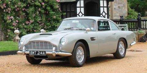 Land vehicle, Vehicle, Car, Classic car, Aston martin db4, Aston martin db5, Coupé, Aston martin db6, Sedan, Convertible,
