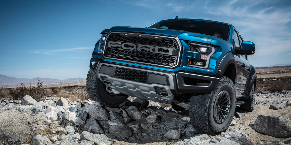 Car Auction Apps >> 2019 Ford F-150 Raptor - Pictures