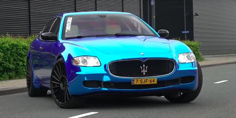 Land vehicle, Vehicle, Luxury vehicle, Car, Motor vehicle, Performance car, Sedan, Automotive design, Maserati, Maserati quattroporte,