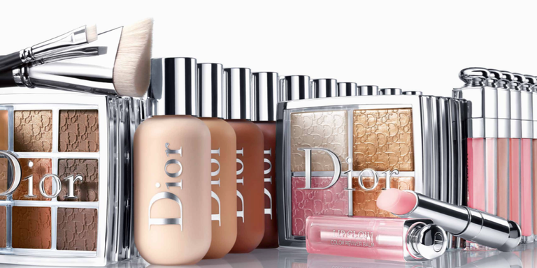 Dior Backstage Makeup Line