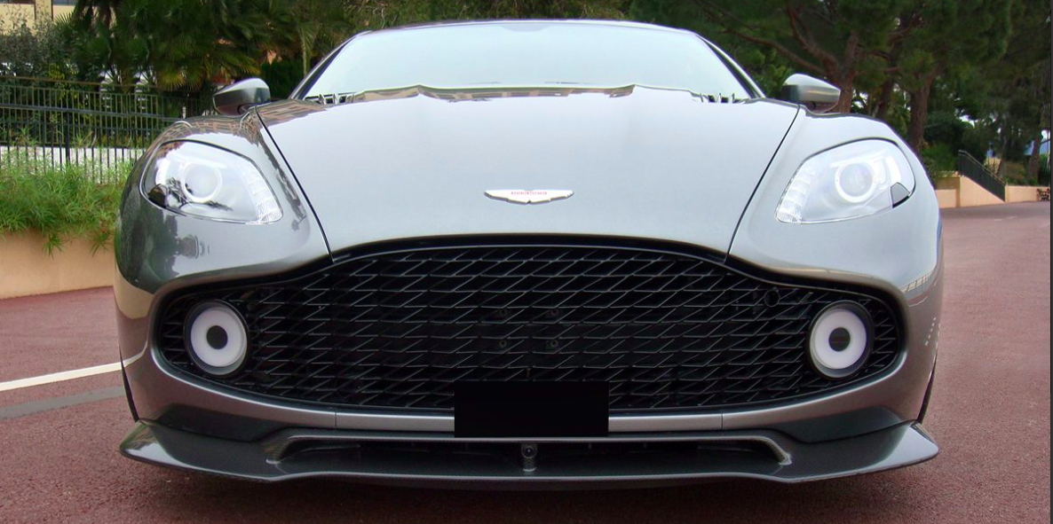 There S Already A Second Hand Vanquish Zagato For Sale