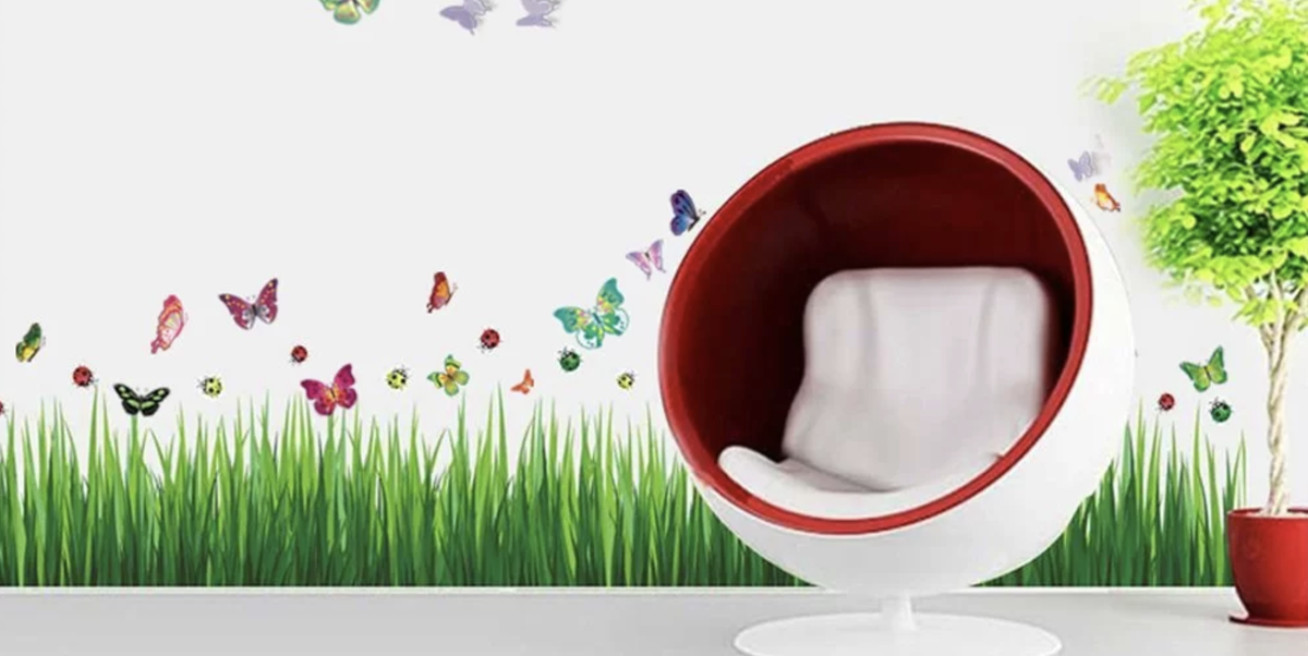 10 Coolest 3d Wall Stickers Best 3d Bedroom Wall Decals For Bedrooms
