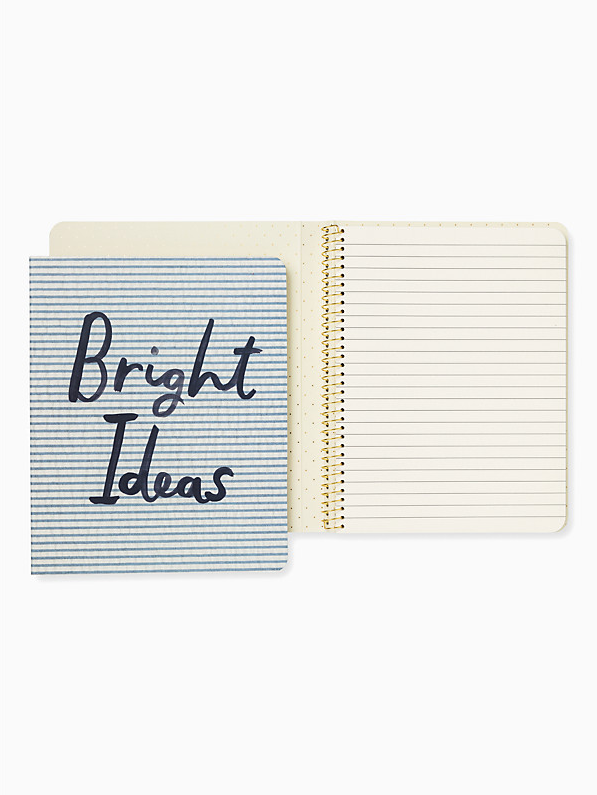 The classic notebooks and stationery.