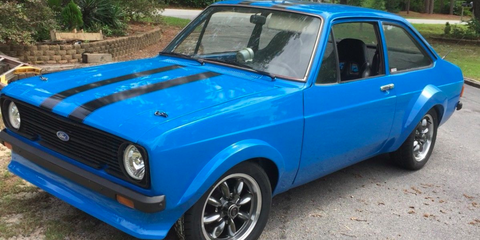 Ford Escort Mk2 for Sale in South Carolina