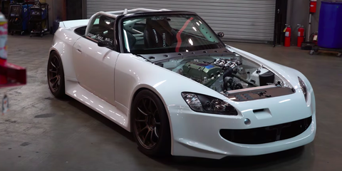 This Might Be the Cleanest Custom S2000 on the Planet