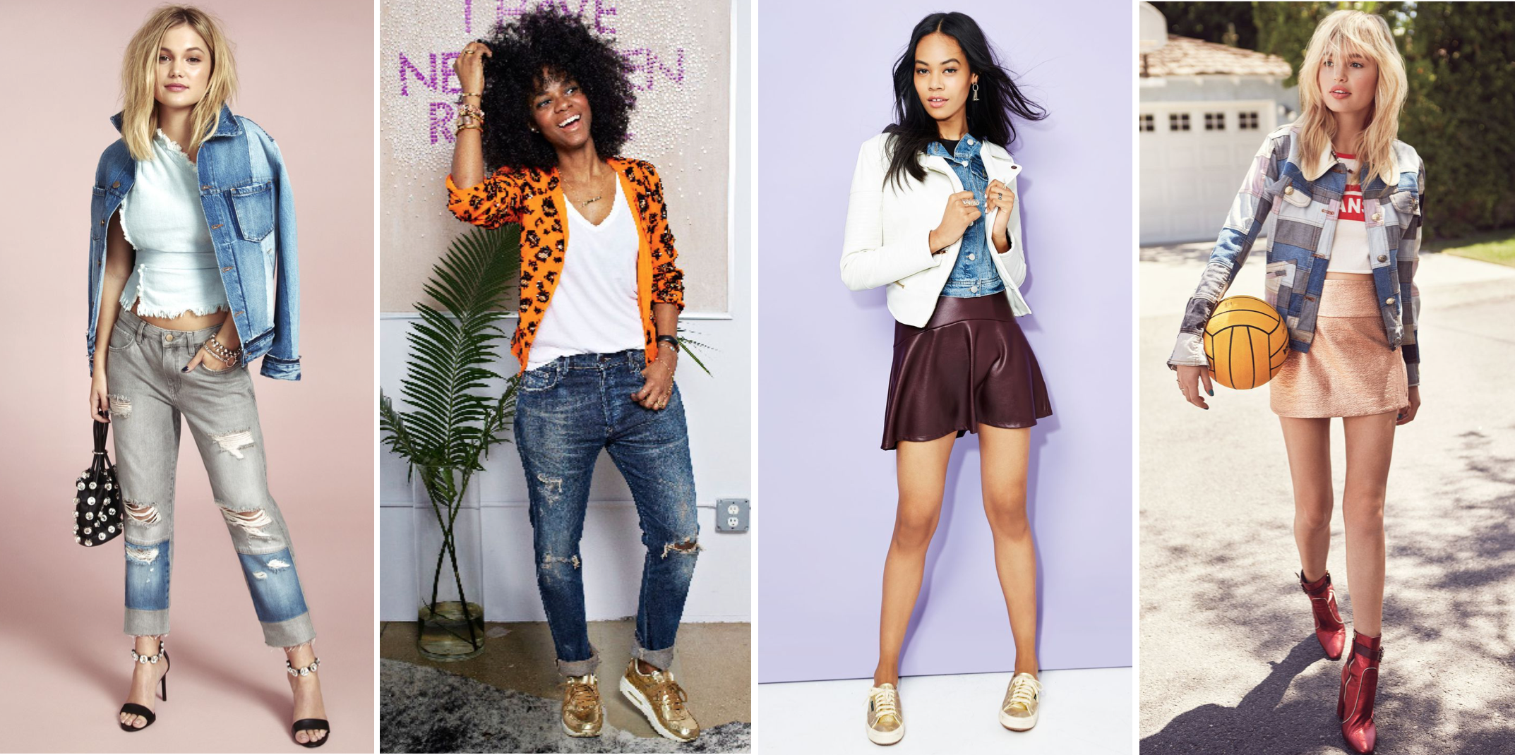 7 Stylish Back To College Outfits