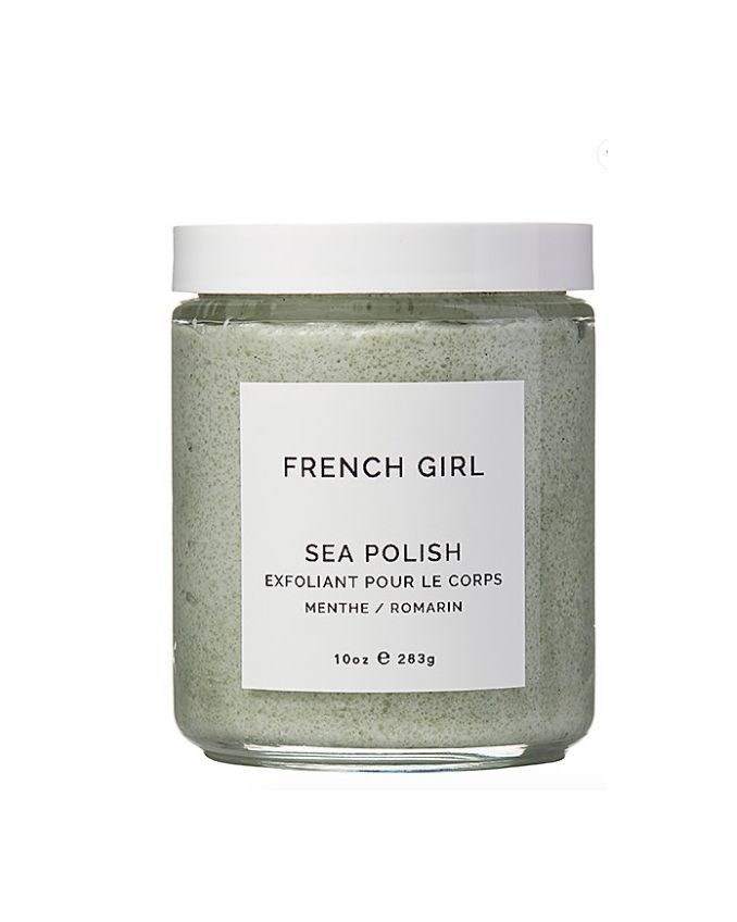 French Girl Sea Polish Body Exfoliator