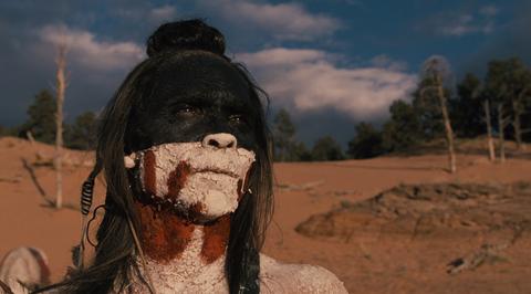 Head, Human, Soil, Photography, Landscape, Adaptation, Mud, Smile,