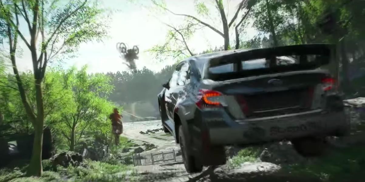 Forza Horizon 4 Looks Amazing