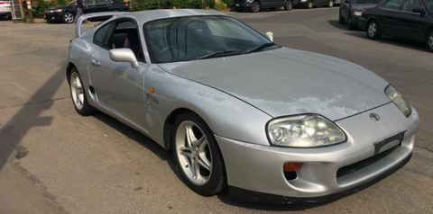 This Cheap JDM Supra Could Be the Restoration Opportunity of