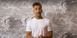 Queer Eye's Tan France shares his fashion tips