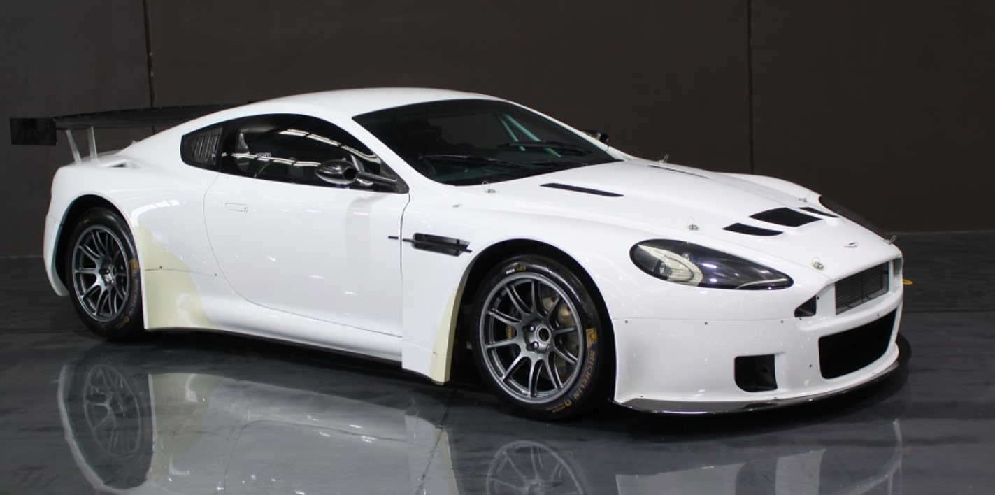 Buy This Aston Martin Dbrs9 Race Car To Prepare For Le Mans