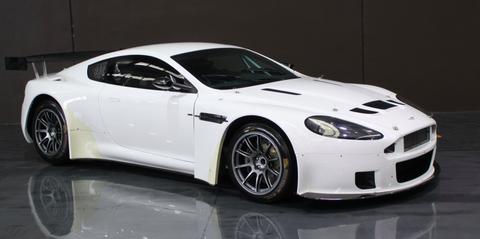 Buy This Aston Martin DBRS Race Car To Prepare For Le Mans - Buy aston martin
