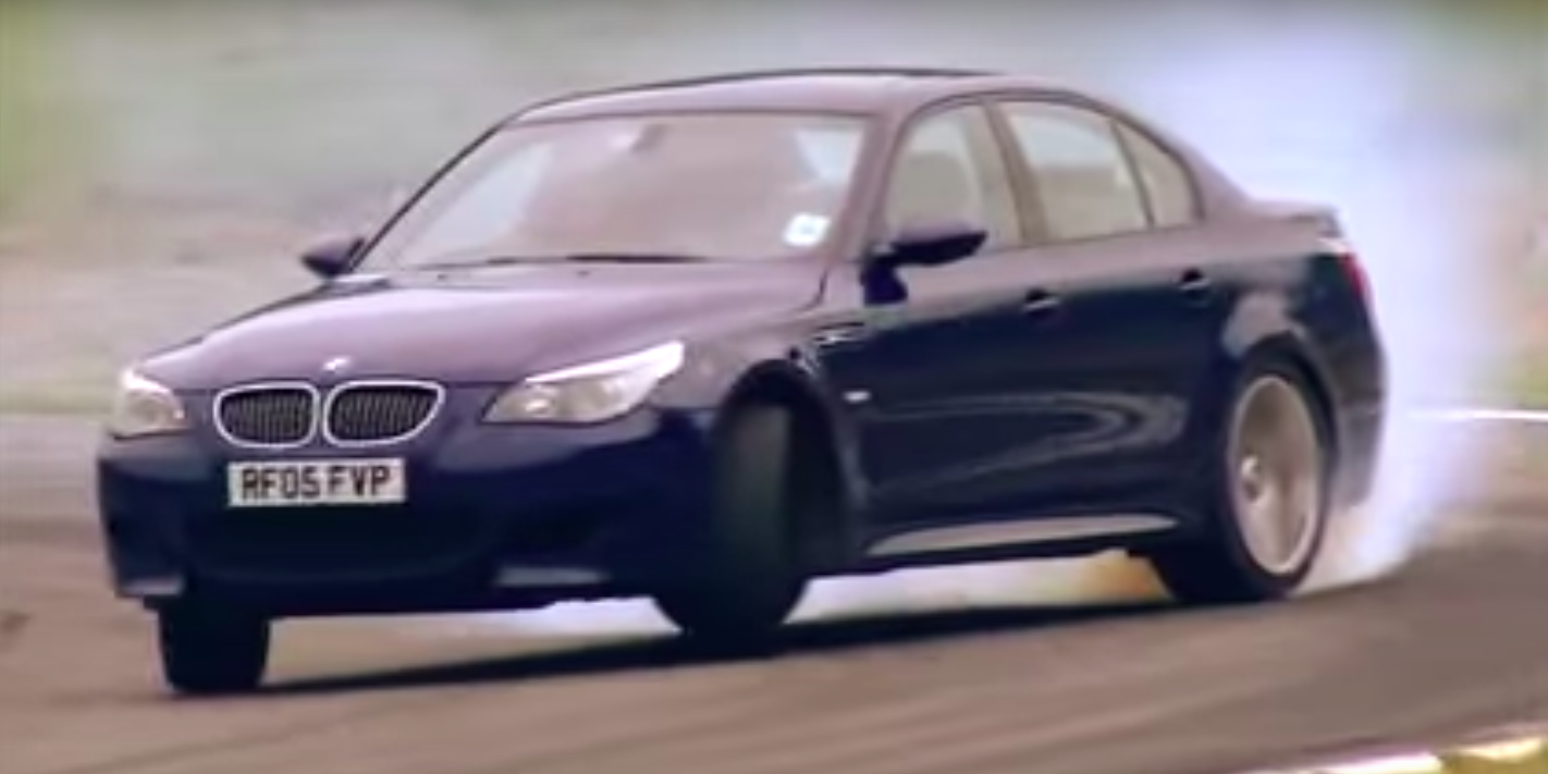 Bmw E60 M5 Review Fifth Gear Tiff Needell M5 Video