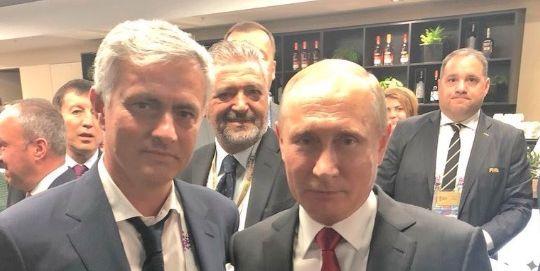 მოურინიო რუსეთში დაასაქმეს - ჩემპიონთა ლიგა