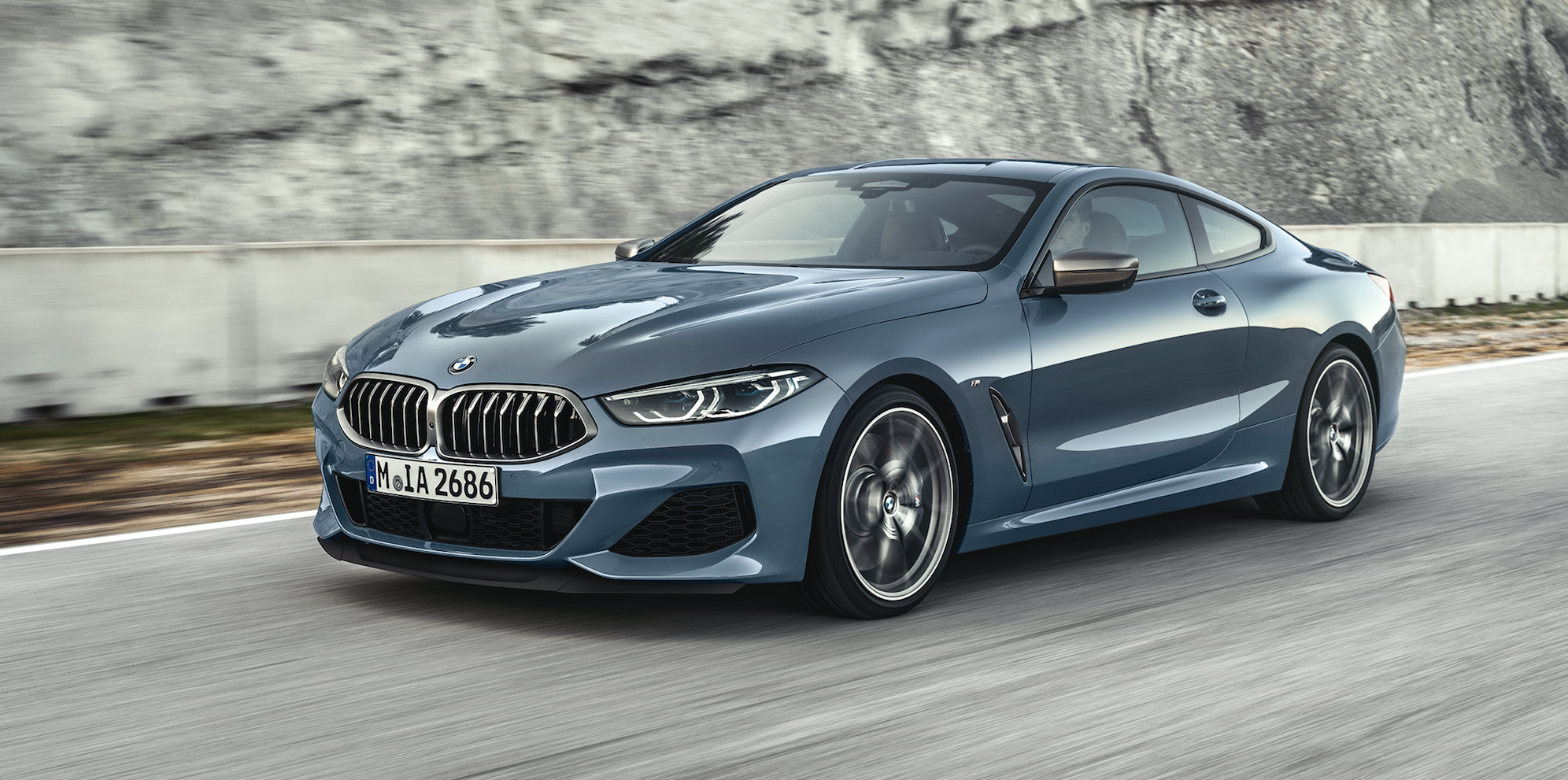 2019 BMW 8-Series Revealed - All New M850i xDrive