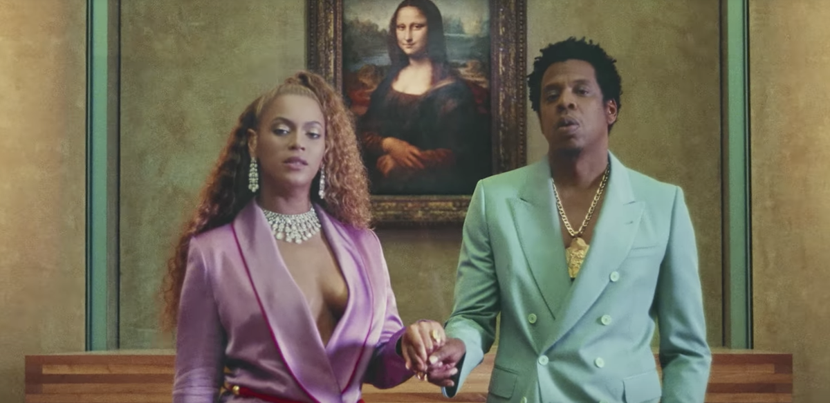 "Watch Beyoncé and JAY-Z Perform ""APESHIT"" Live for the ..."