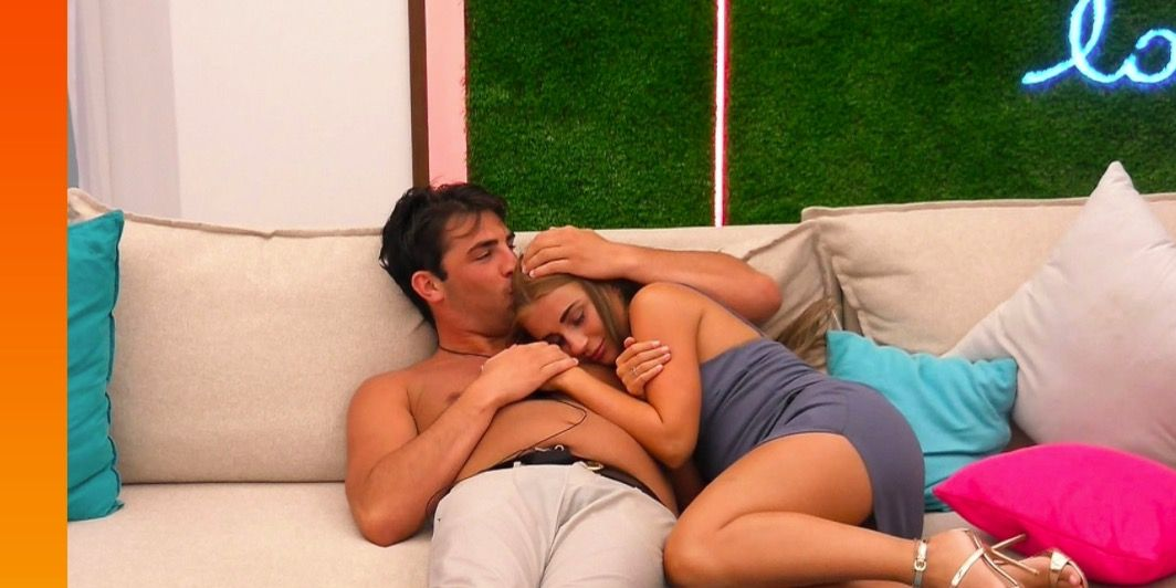 18 times Jack and Dani were Love Island's answer to Romeo and Juliet