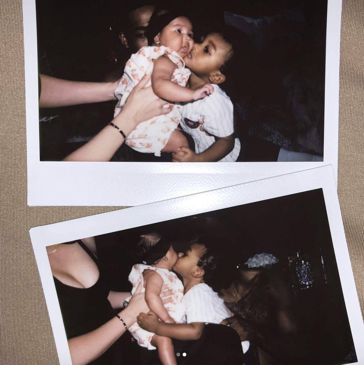 Here are all of the adorable posts we've seen of Khloé Kardashian's daughter, True.
