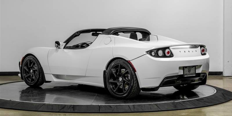 a 2011 tesla roadster is a futuristic alternative to a used lotus elise. Black Bedroom Furniture Sets. Home Design Ideas