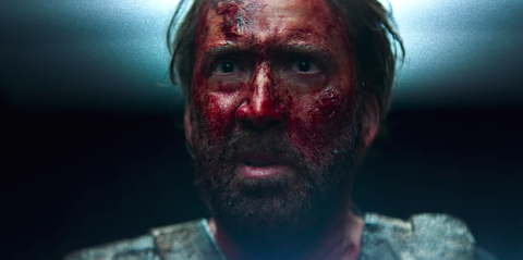 Nicolas Cage Has Ascended to His Purest Form