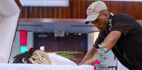 XXXTentacion Sad Video - XXXTentacion Attends His Own Funeral In New