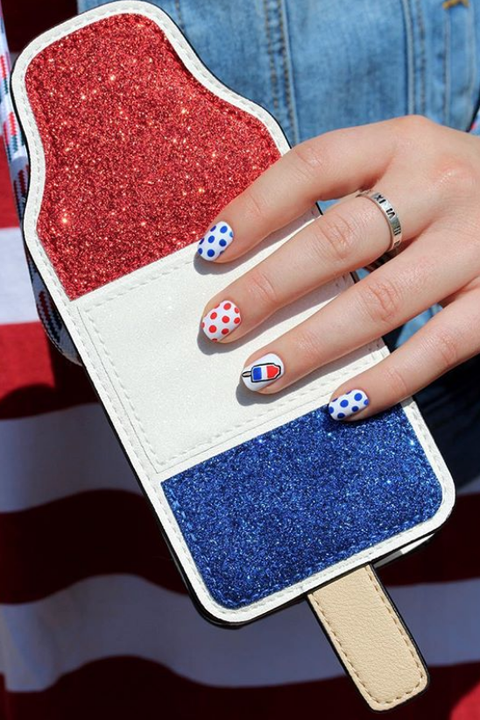 15 4th of July Nail Designs - 4th of July Nail Art