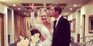 Kayley Cuoco Wedding
