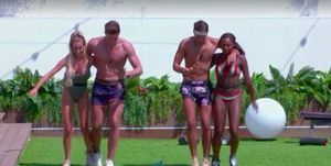 The incredible Love Island sports day you didn't see on the main show