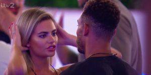 The snakey Megan moment you might have missed on last night's Love Island
