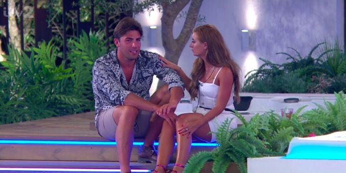Love Island's Dani just discovered a hilarious connection between Jack and her dad