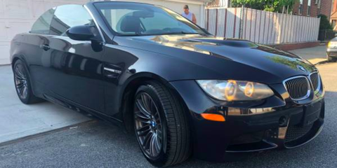 Tempt Fate With This Ultra Cheap Ultra High Mileage V8 Bmw M3
