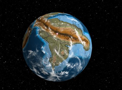 ian webster earth pangea tool